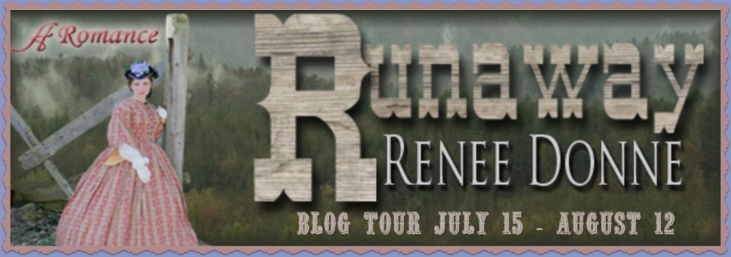 Runaway Blog Tour Banner