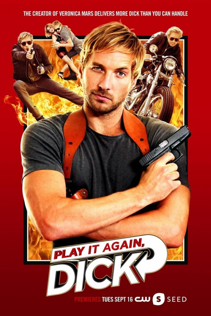 Play it again dick poster