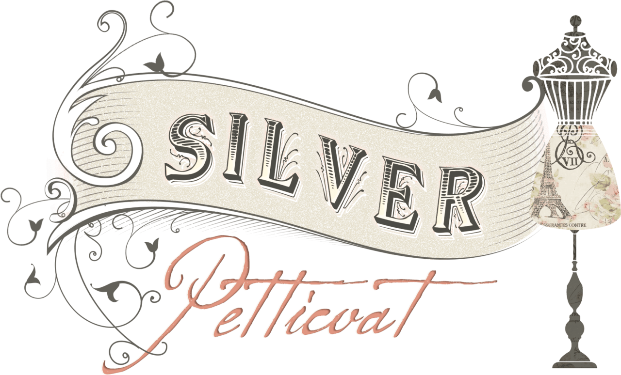 Introducing the New Silver Petticoat Logo