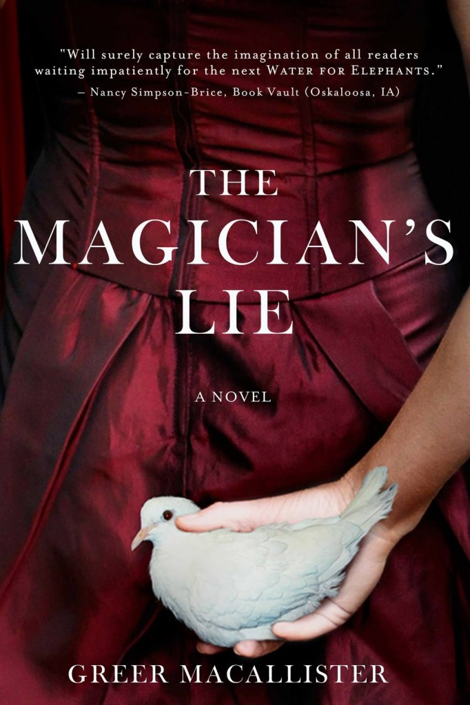 The Magician's Lie book cover