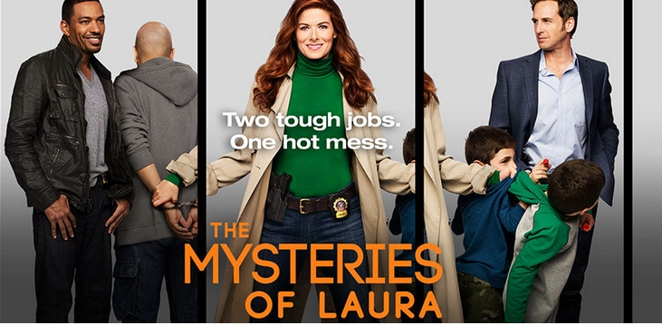 mysteries of laura poster