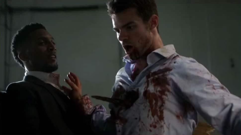 13 Elijah staked
