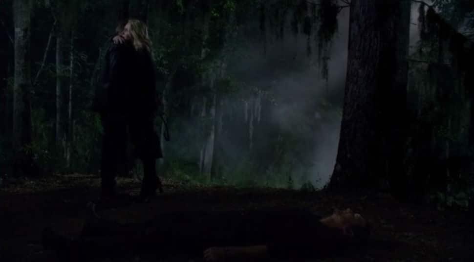 15 Klaus and Cami hug