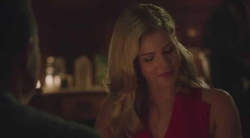 Felicity's shirtless talk