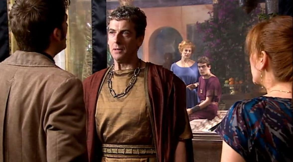 Fires of Pompeii_Doctor and Donna