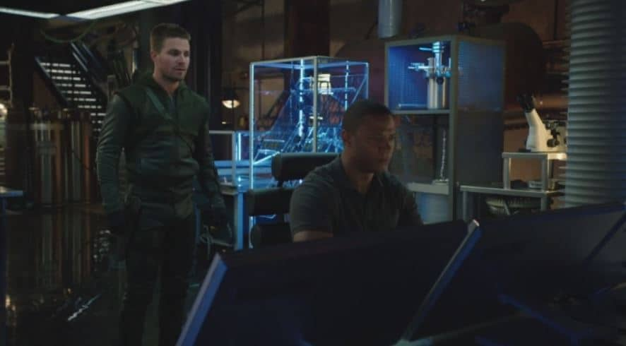 Oliver and Diggle quote