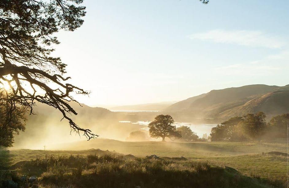 The Scottish Highlands Photo: Starz