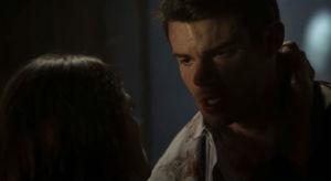 Elijah and Hayley bite 1