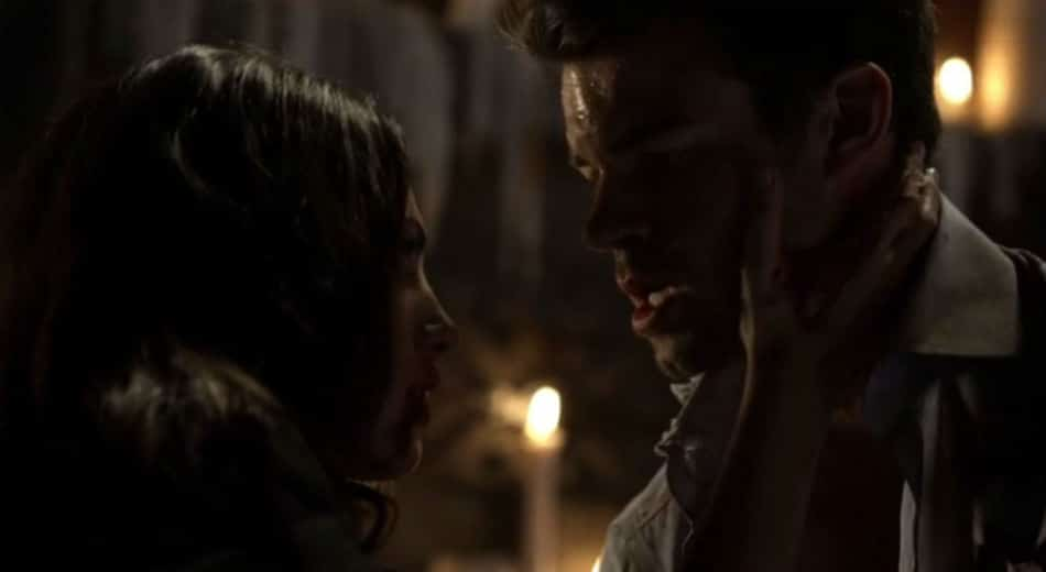Elijah and Hayley dream