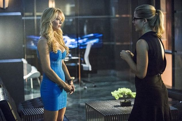Felicity and her mother