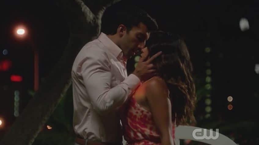 Jane kiss falling petals