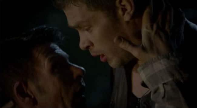 Klaus kills Ansel