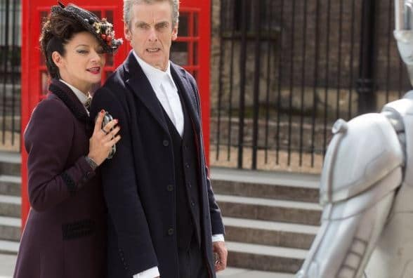 Missy and the Doctor 2