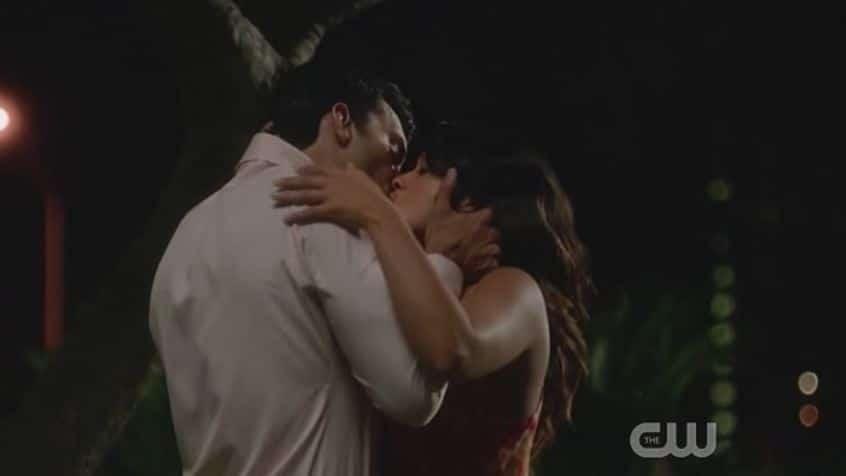 Rafael and Jane Kiss 3