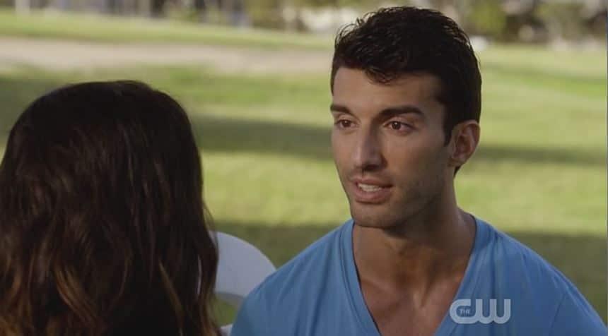 Rafael confesses his feelings