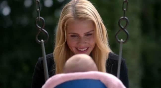 Rebekah with Hope