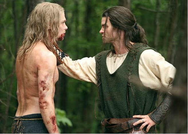 elijah and Klaus past 4