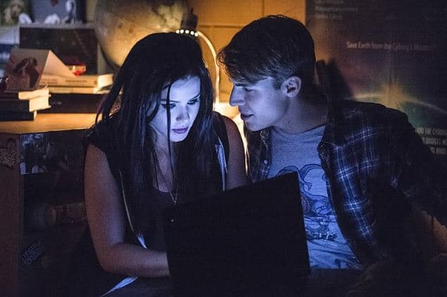felicity and hacker boyfriend