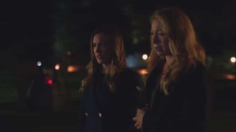 Laurel and Dinah_Arrow