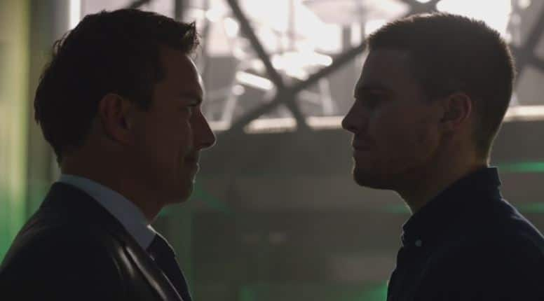 Malcolm and Oliver_Arrow