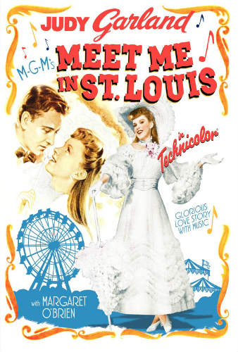 Meet Me in st louis poster