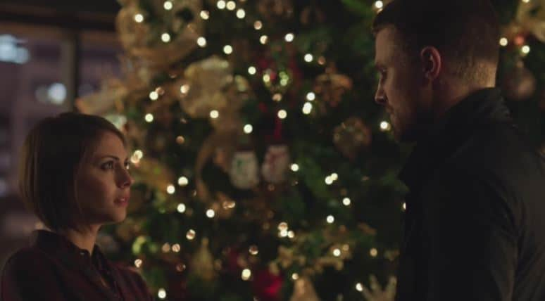 Oliver and Thea_Arrow