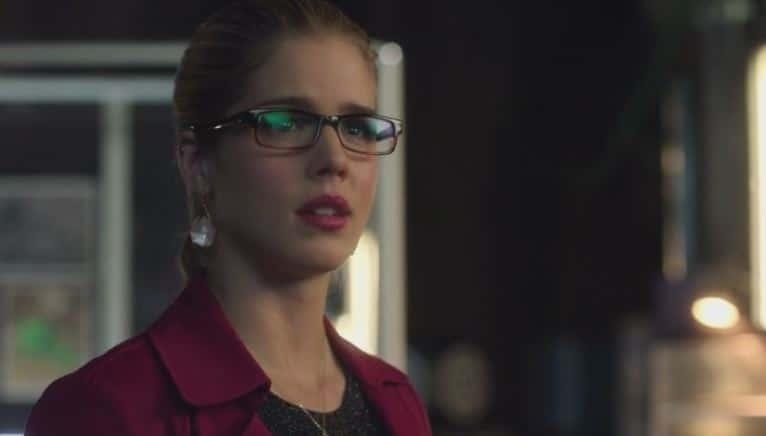 Oliver tells felicity he loves her 2