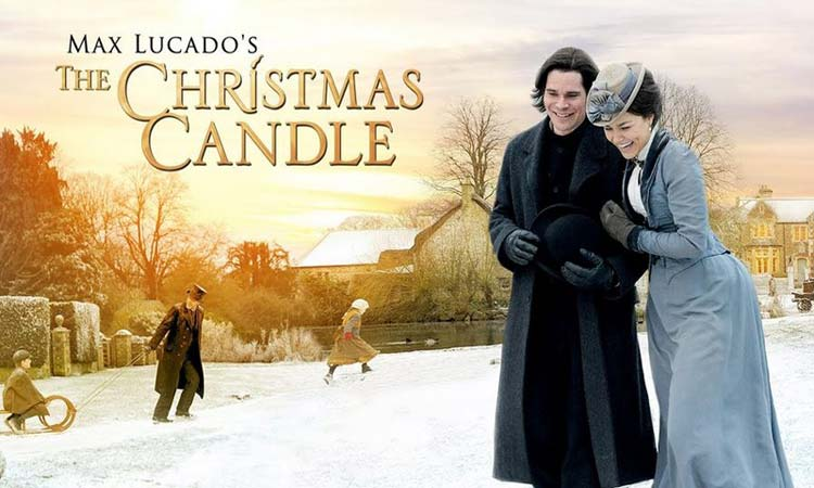 The Christmas Candle promotional image