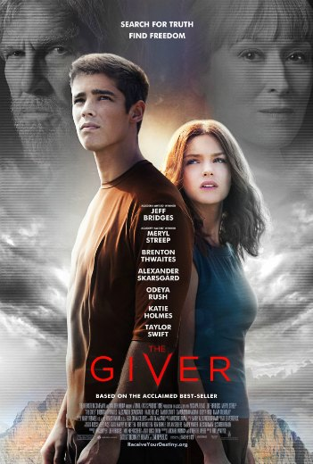The GIver Promotional Poster2
