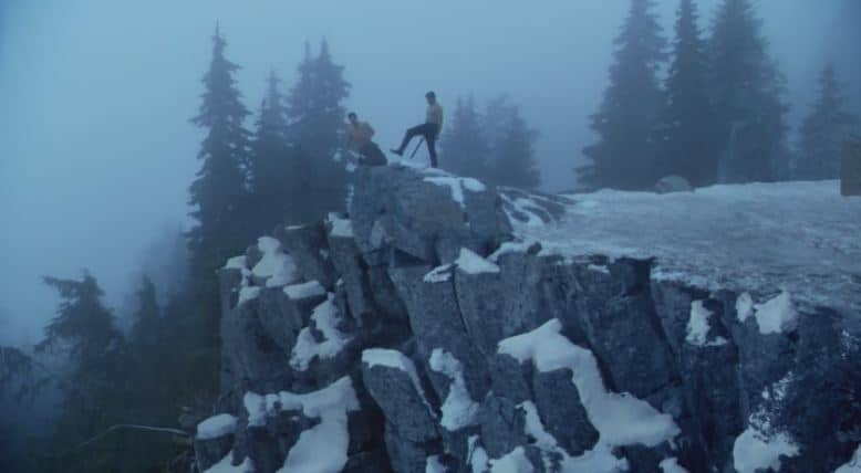 The cliff_Arrow