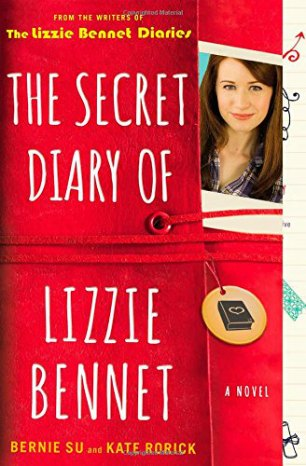 Book - Lizzie Bennet Diaries Cover