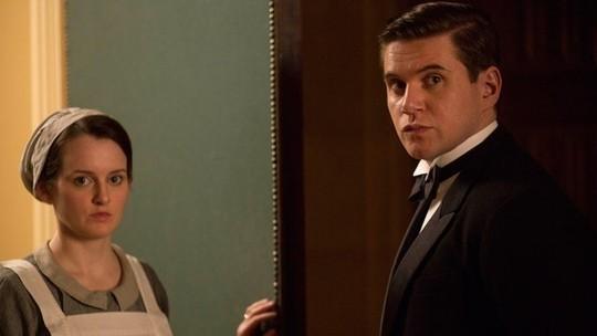 Downton Abbey E5 (Daisy and Branson)
