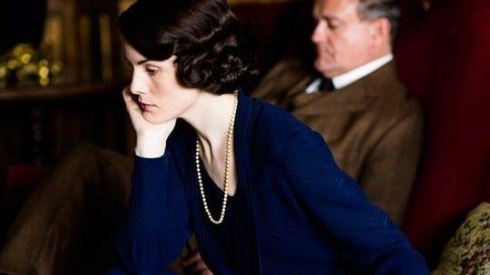 Downton Abby E5 (Mary)