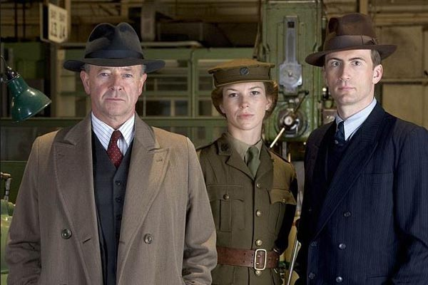 Foyle's War (2002-2015): Fighting War Crimes on the Homefront