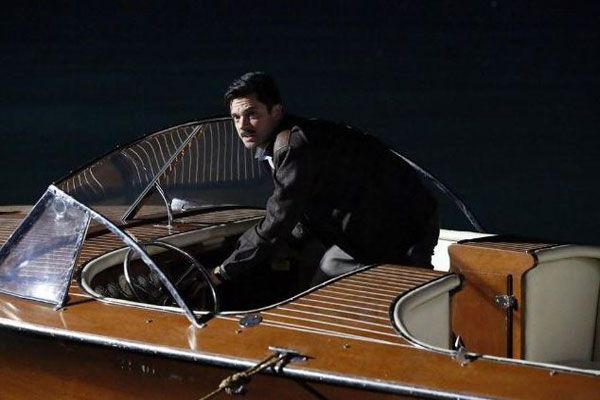 Dominic Cooper as Howard Stark Photo: ABC