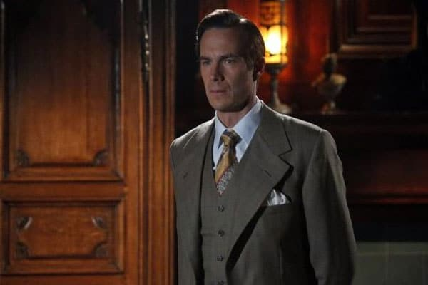 James D'Arcy as Jarvis Photo: ABC