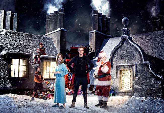 Doctor Who Diaries: Was Clara The Wrong Companion for Last Christmas?