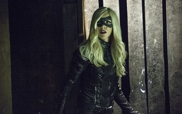 Laurel as Canary