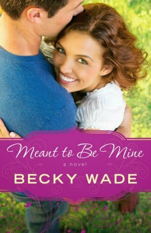 Meant to be Mine Book Cover