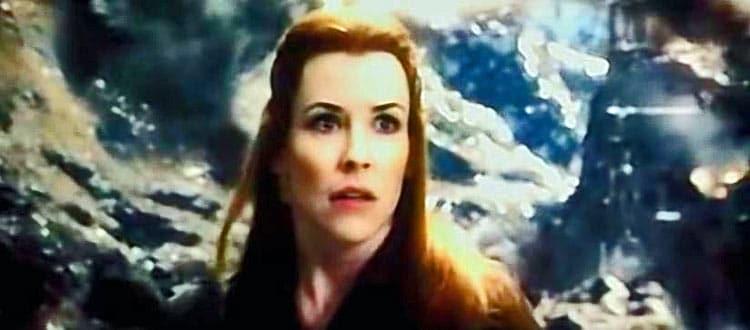 Legolas and Tau... Kili And Tauriel Romance Fanfiction