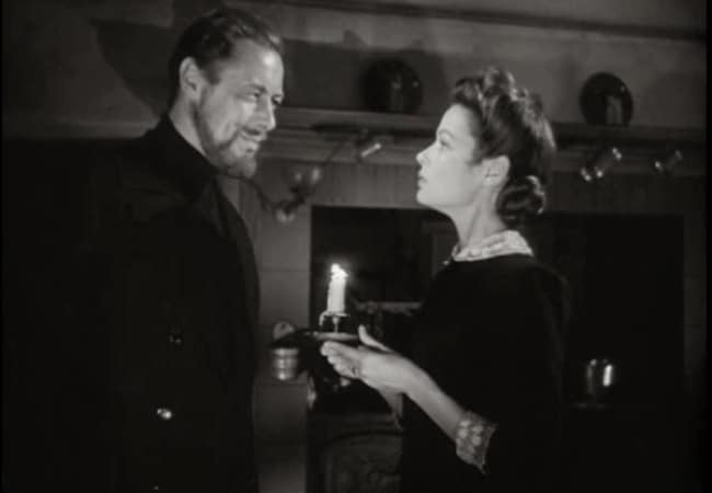 Vintage Film Review: The Ghost and Mrs. Muir (1947) - Friendship Turns to Love Between a Woman and a Ghost