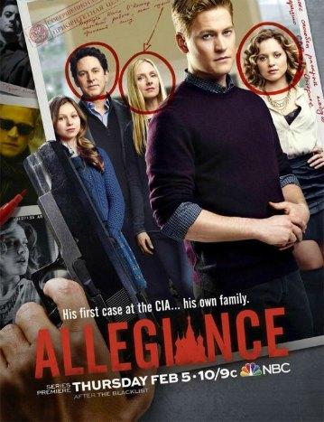Allegiance S1 Poster