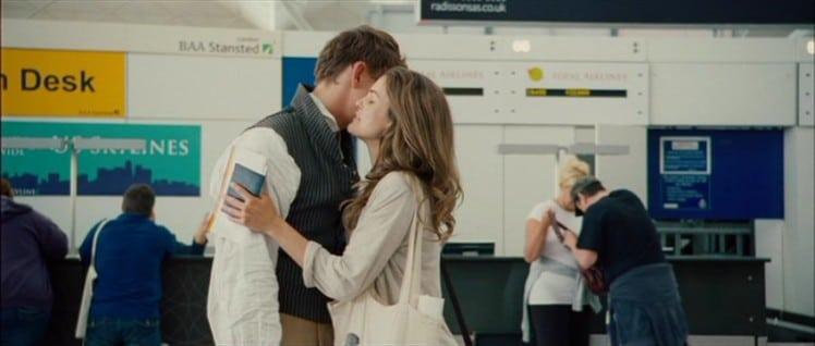 Austenland Screencap2 (Jane and Nobley at airport)