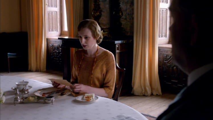 Downton Abbey E6 (Edith)