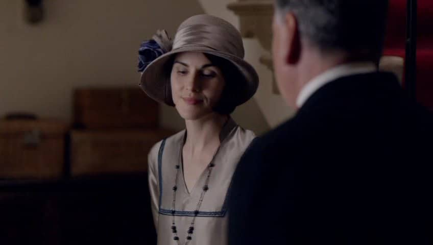 Downton Abbey E8 Screencap (Mary)