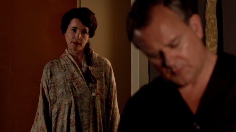 Downton E6 Screencap (Cora and Robert)