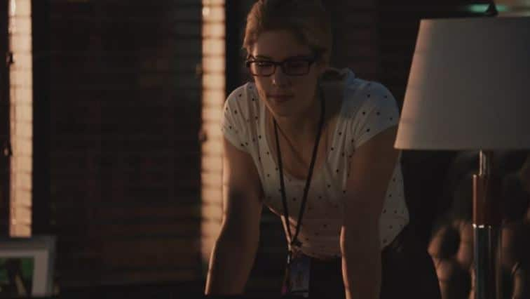 Felicity it's too bad you're dead