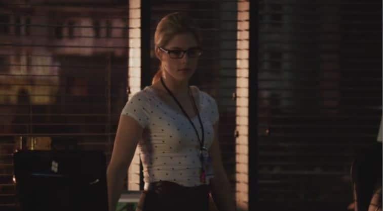 Felicity standout romantic moment