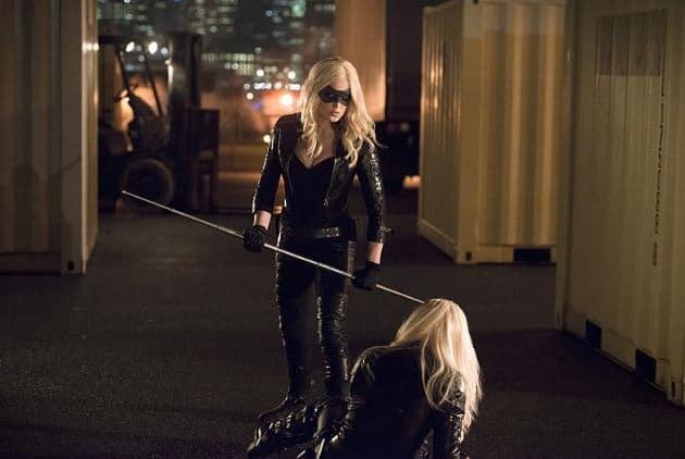 Laurel vs Sara_Arrow