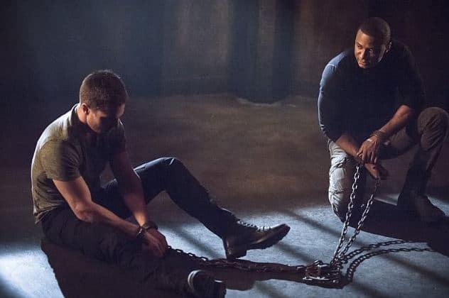 Oliver and Diggle bond